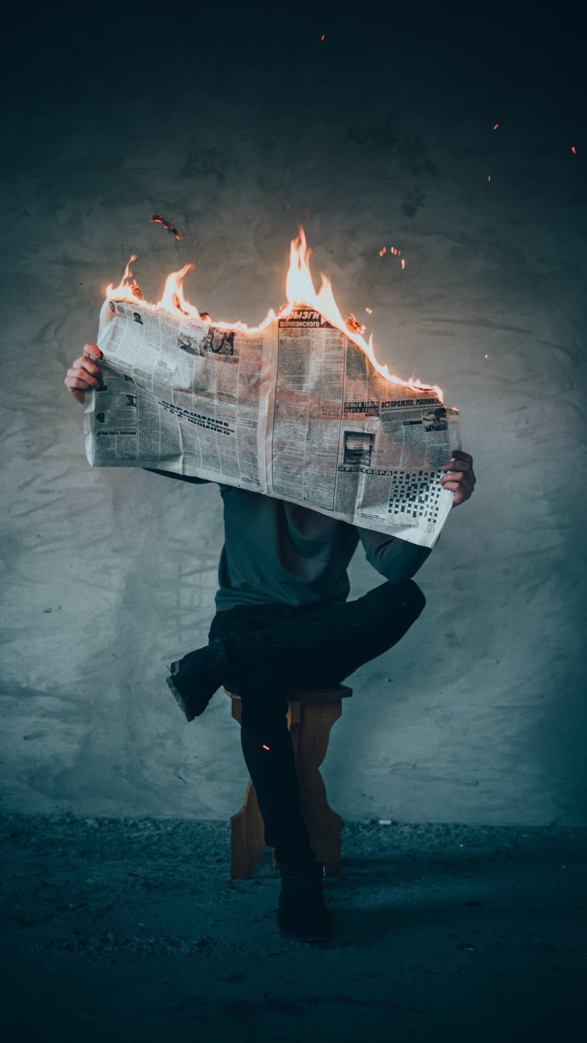 Stress Newsflash