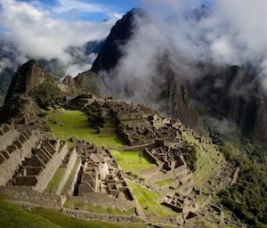 Hiking the Inca trail is more exciting than taking the train