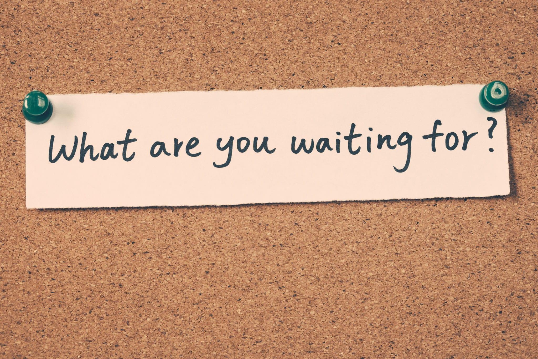 Overcoming procrastination - part 2