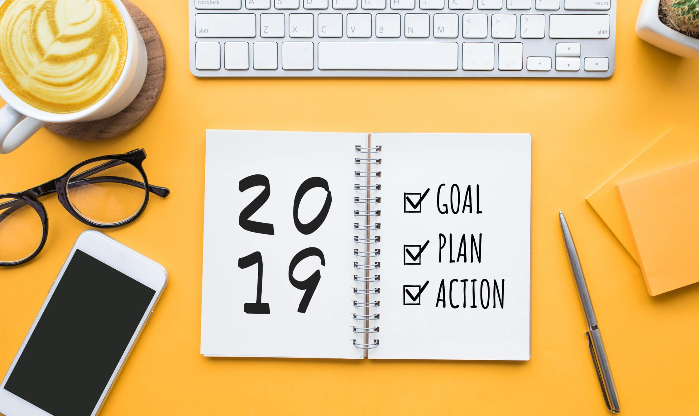 19 ways to set your 2019 on FIYA! 1/19
